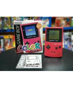Gameboy Color pink เกมส์บอยคัลเลอร์ สีชมพู