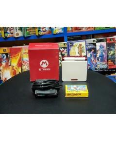 Gameboy advance SP  Famicom Hotmario