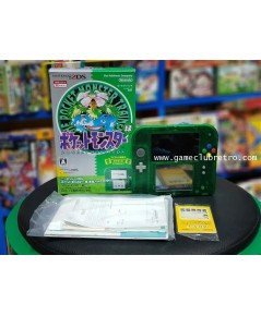 Nintendo 2DS Pokemon Green