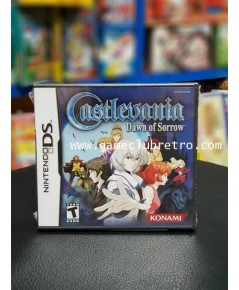 Castlevania Down Of Sorrow Brand new มือ 1