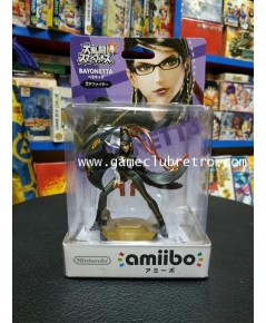 Amiibo Bayonetta อะมิโบ้ เบยอนเนตต้า