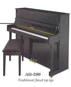 เปียโน Studio Upright ยี่ห้อ SUZUKI รุ่น AU 200 คุณภาพ ดี เยี่ยม