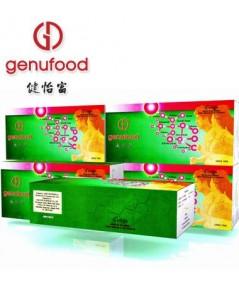 เอนไซม์เจนิฟู้ด(GENUFOOD) 3 กล่องใหญ่  แถมฟรี 1 กล่อง60ซอง และดีท็อกลำไส้