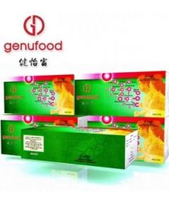 เอนไซม์เจนิฟู้ด 1 กล่อง 60 ซอง เอนไซม์ แถมเพิ่ม 10ชอง นายพลคนขอนแก่น โครงการฟื้นฟูสุขภาพ