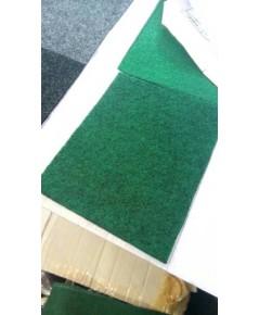 ขายพรมปูพื้น พรมอัดเรียบ สีเขียวดำ พรมอัดราคาพิเศษGC-04 กว้าง 1.5 เมตรจีอายคาร์เป็ทจําหน่ายพรมปูพื้น