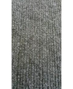 จำหน่ายพรมปูพื้นสีเทาดำ พรมลูกฟูก สีเทาดำ GR-10 กว้าง 2 เมตร พรมลูกฟูกราคาไม่แพง รับปูพรมด้วย