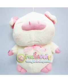 ตุ๊กตาผ้าอัดเสียงพูดได้ LITTLE PIG (7 นิ้ว)
