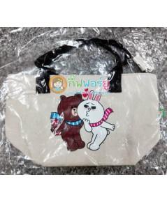 กระเป๋าผ้า Line Winter No.1 (7-11)