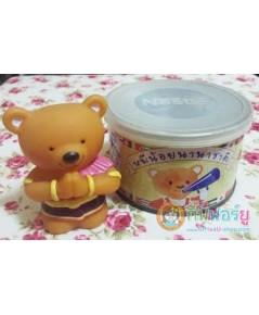 ตุ๊กตาหมีนานาชาติ ชุดไทย (นมตราหมี)