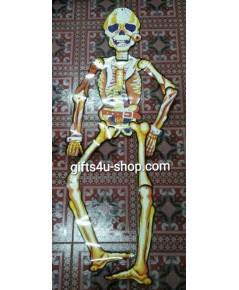 หุ่นกระดาษผีโครงกระดูก (No.3)