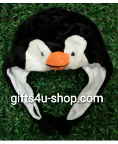 หมวกแฟนซี หัวเพนกวิน