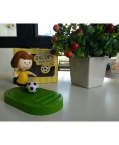 ที่วางโทรศัพท์มือถือ สนูปปี้ Snoopy ฟุตบอลโลก 2018 ของสะสม 7-11 (แบบที่ 6)