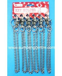 พวงกุญแจก้ามปู มีโซ่ no:033