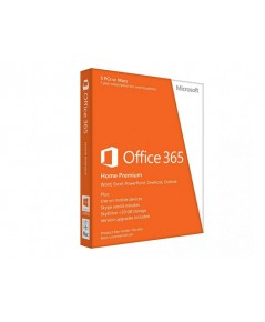 SOFTWARE MS-OFFICE 365 HOME PREMIUM
