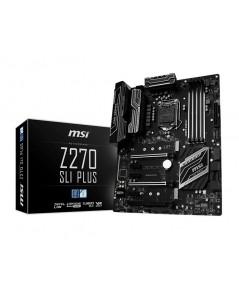 MAINBOARD 1151 MSI Z270 SLI PLUS DDR4 (KABY LAKE)