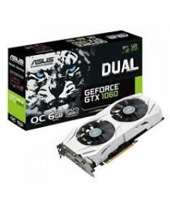 VGA  ASUS DUAL GTX1060 O6GB GDDR5