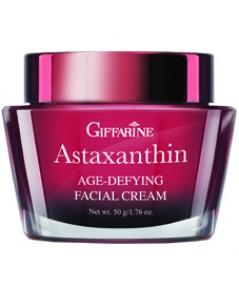 Giffarine Astaxanthin Age Defying Facial cream แอสตาแซนธิน เอจ – ดีไฟอิ้ง เฟเชียล ครีม 50 g.