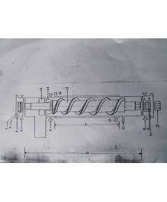 รายการอะไหล่กระบอกเครื่องทำนำแข็ง  สอบถามราคา 061-3636915