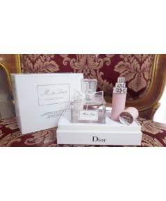 น้ำหอม Christian Dior Miss Dior Blooming Bouquet EDT 100ml.แถมรีฟิวพกพาสวยๆ งานเกรดยุโรป