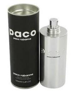 Paco Unisex Perfume by Paco Rabanne - 3.4 oz Eau De Toilette Spray (New In Box)100ml.