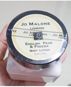 ครีมน้ำหอม Jo Malone English pear Freesia cologne Body Lotion 200ml.