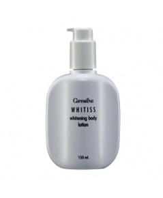 Giffarine whitiss whitening body lotion 150ml.ไวทิสส์ ไวท์เทนนิ่ง บอดี้ โลชั่น