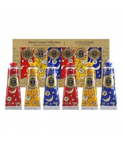L\'OCCITANE Hand Cream Collection 30ml.x6 pcs [Parallel Import]