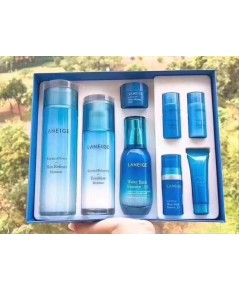 LANEIGE Water Balanced Moisturizing Essence 8pcs Refreshing Moisturizing ชุดบำรุงผิวลาเนจ 8 ชิ้น