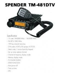 วิทยุสื่อสาร SPENDER TM-481DTV