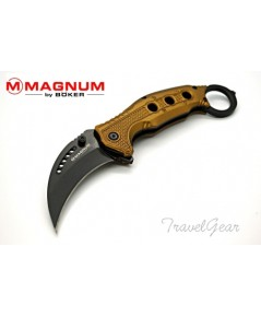 มีดพับ BOKER Magnum Black Scorpion 01MB713