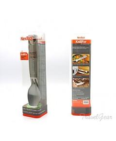 ชุดช้อน ส้อม และมีด NexTool KniSFor KT5011