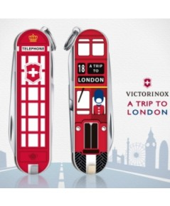 มีดพับ Victorinox รุ่น Classic SD Limited Edition 2018, A Trip to London