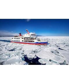 ทัวร์ฮอกไกโด ล่องเรือตัดน้ำแข็ง ซัปโปโร  6วัน 4คืน HB  // ราคา 36,900 บาท //