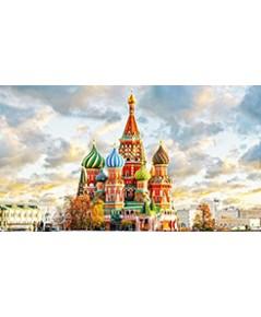 ทัวร์รัสเซีย มอสโคว์ เซนต์ปีเตอร์เบิร์ก 8วัน 6คืน KC //ราคา 54,888 บาท//