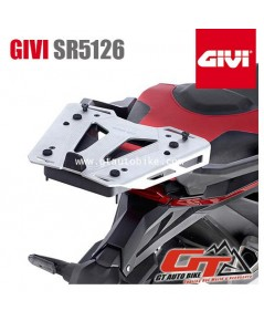 GIVI SR5126 เหล็กบน for BMW G310GS