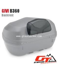 GIVI backrest for 360