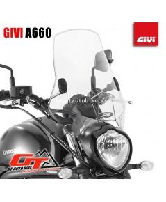 GIVI A660 Universal Windshield
