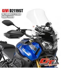 GIVI D2119ST Screen for Yamaha XT 1200ZE Super Tenere