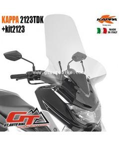 Kappa 2123DTK Windscreen for N Max