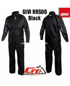 GIVI Rain Suit / RRS06 / Black