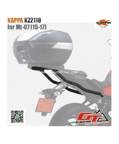 MT-07 (14-17) Kappa Topbox Rack