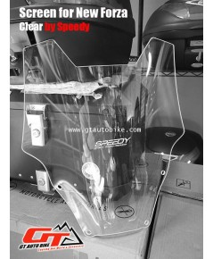 Windshield New Honda FORZA 2018 by Speedy