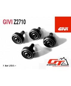 ปุ่มยางใหญ่ รองถาด GIVI Italy