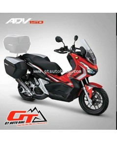 Siderack SHAD for  Honda ADV15