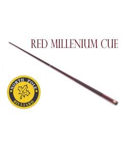 ไม้คิวกราไฟต์ NORTHPOLE รุ่น RED MILLENIUM แบบต่อกลาง