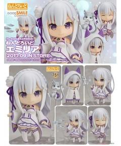 Good Smile : Re: Life in a Different World from Zero : Nendoroid Emilia (PVC Figure)