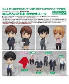 Good Smile : Nendoroid More: Dress Up Suits (Box Set of 6 pcs) (PVC Figure)