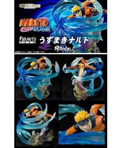 Bandai : Naruto Shippuden : Figuarts ZERO Uzumaki Naruto bond Relation (PVC,ABS) TAMASHII LIMITED
