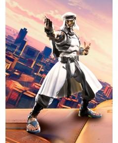 Bandai : Street Fighter V : S.H.Figuarts Rashid (PVC Figure)