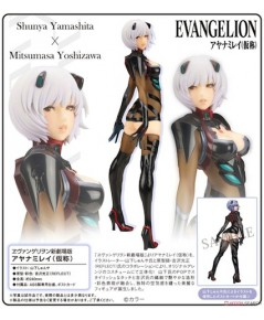 Flare:Neon Genesis EvangelionRebuild of Evangelion Rei Ayanami (Tentative Name) (PVC Figure)
